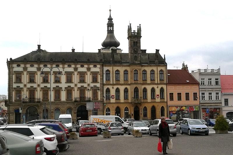 Hořice miasto gdzie powstają rzeźby z piaskowca