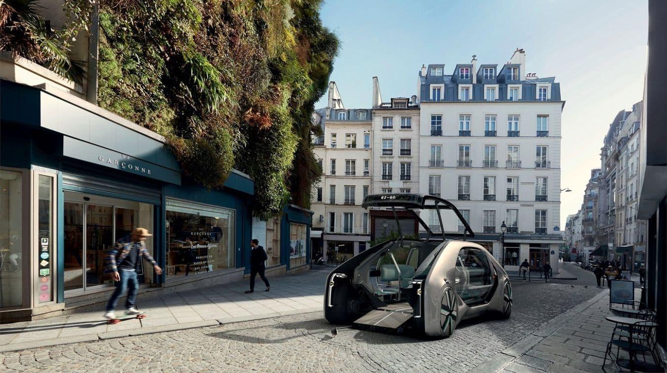 Samochód przyszłości to pojazd bez kierowcy