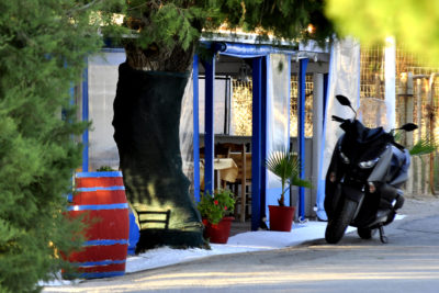 tawerna grecka, fot.©J.Dudzik