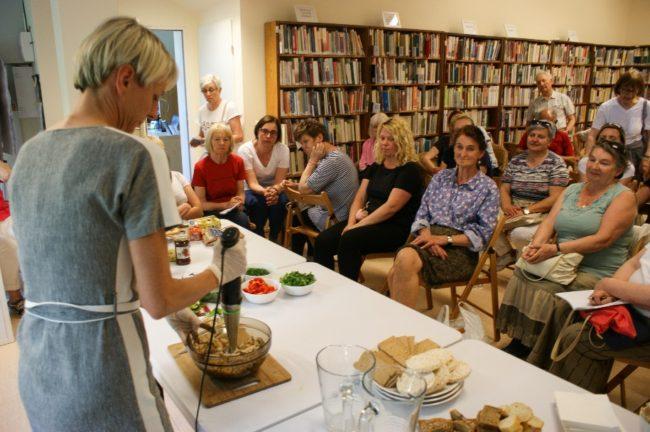 Pasty kanapkowe – warsztaty z dietetykiem