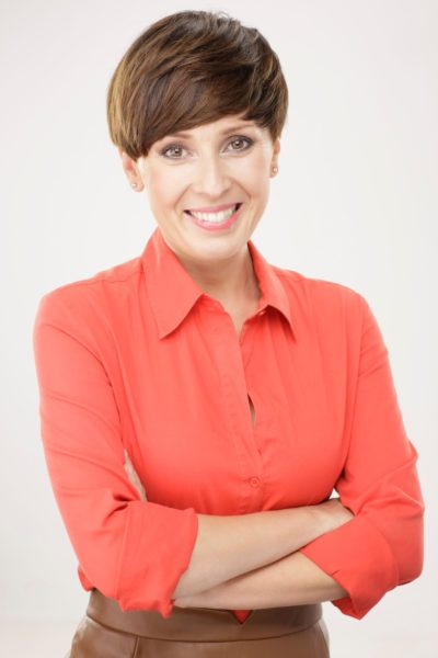 """Agnieszka Piskała-Topczewska, specjalista ds. żywienia i ekspert kampanii """"Warzywa i owoce – na szczęście!"""""""