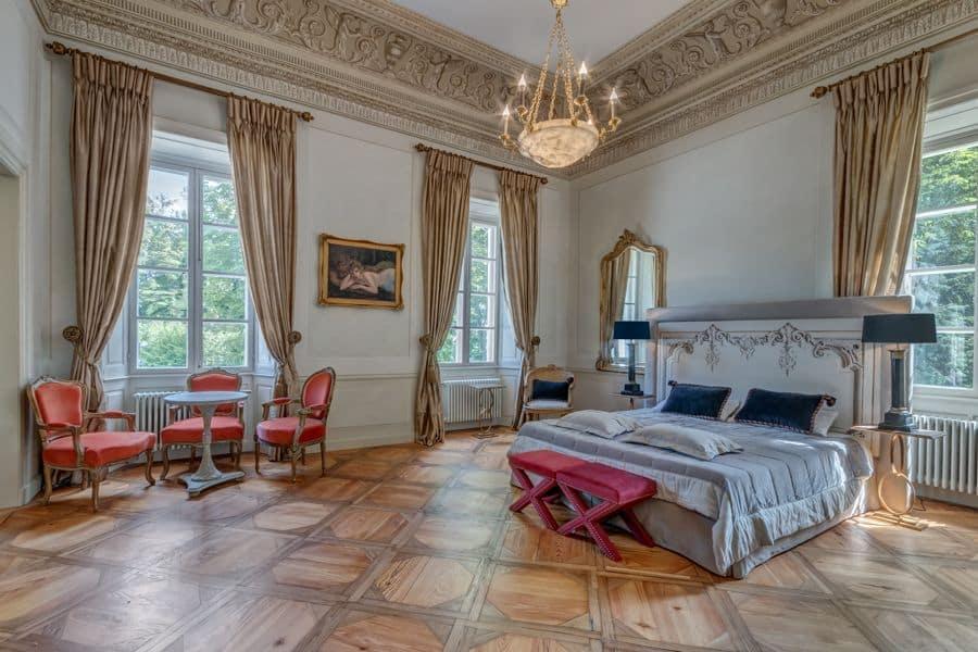 Pałac Mała Wieś, Apartament Książęcy