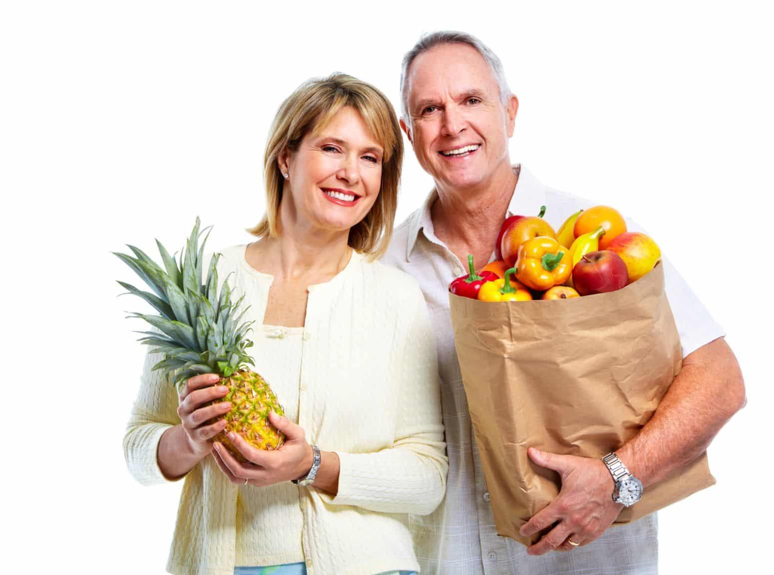 Warzywa i owoce w diecie – kampania