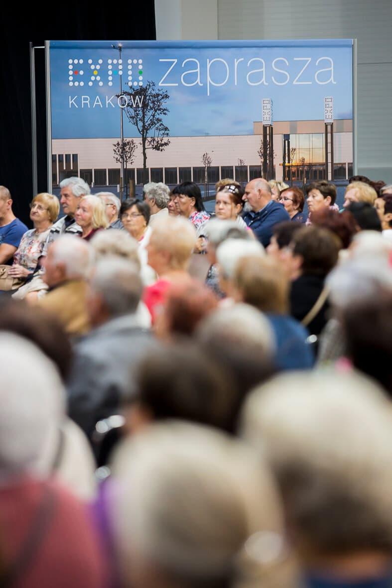Targi Seniora w Krakowie – widownia
