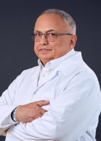 Prof. Igal Mor, specjalista urolog, dyrektor Szpitala Mazovia