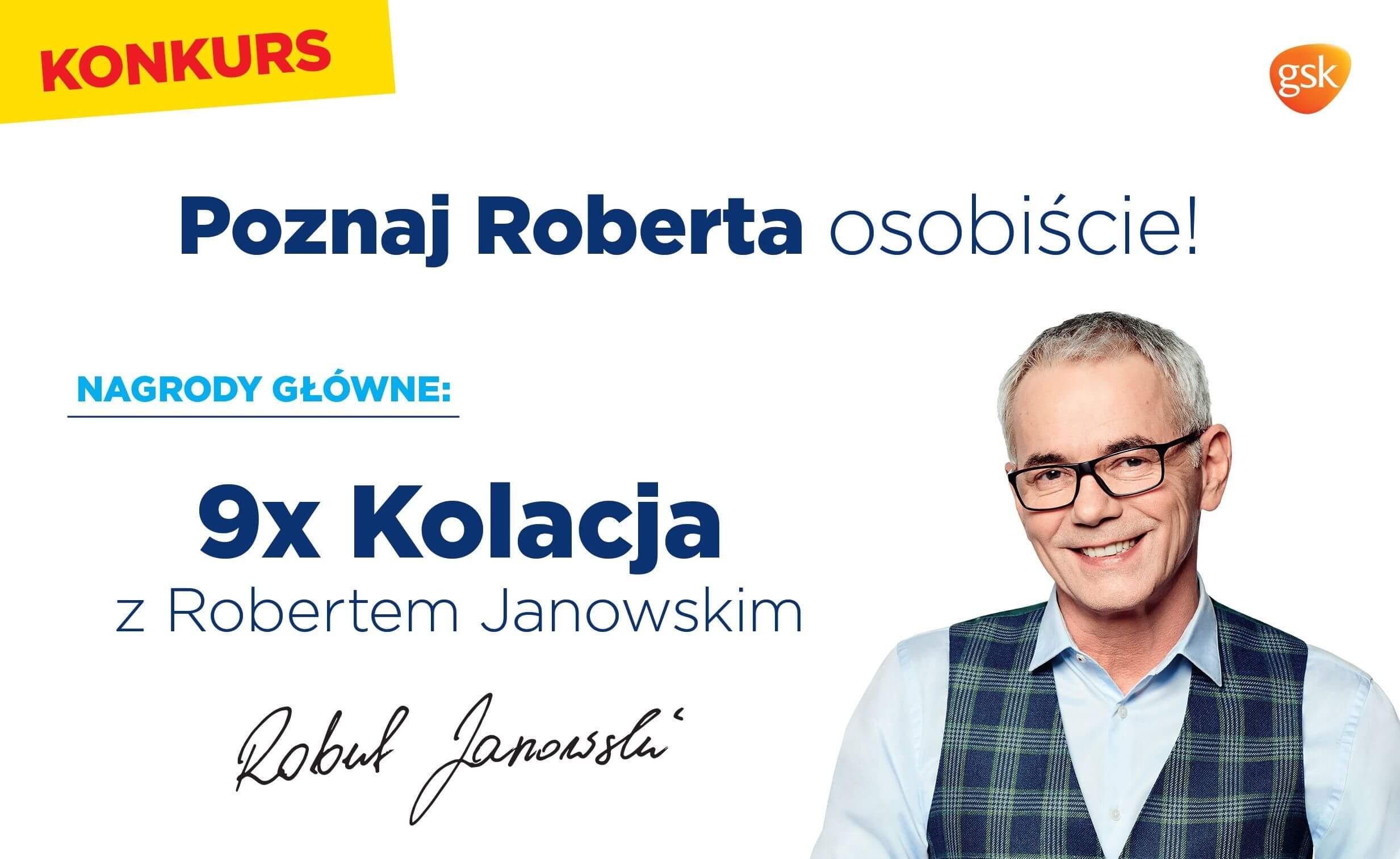 Wygraj kolację z Robertem Janowskim