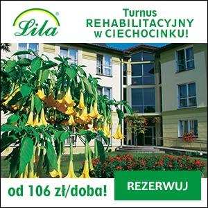 Dom Zdrowia Lila reklama