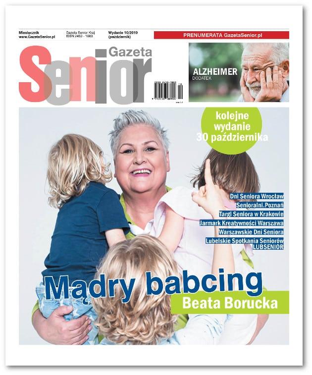 Gazeta Senior Październik 2019