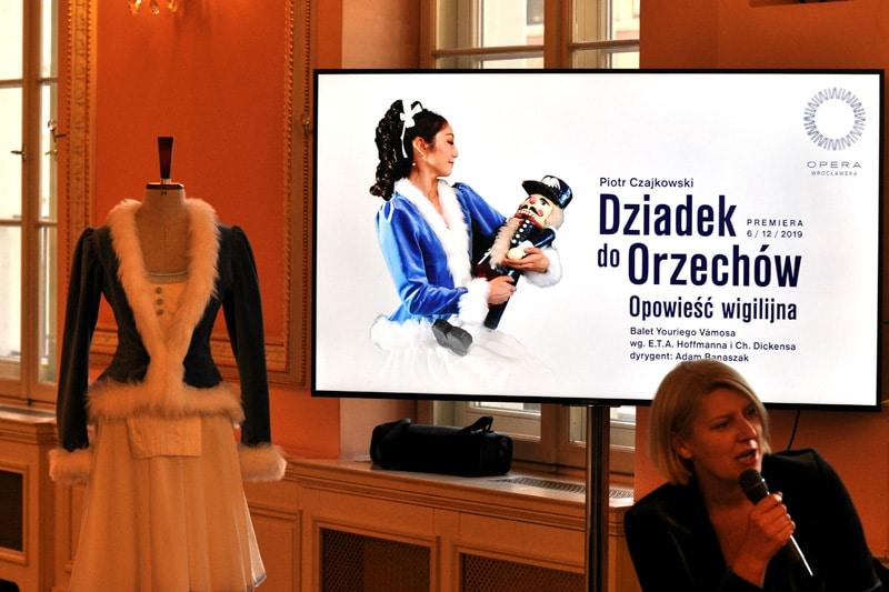 """""""Dziadek do orzechów"""" we wrocławskiej operze"""