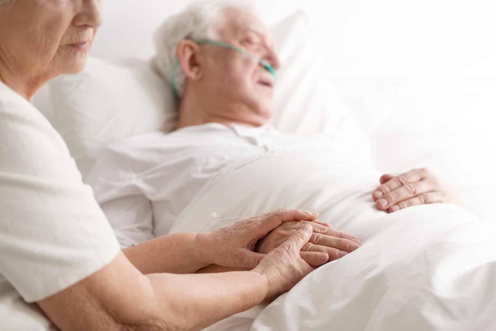 O dobrym umieraniu – 5 potrzeb chorego