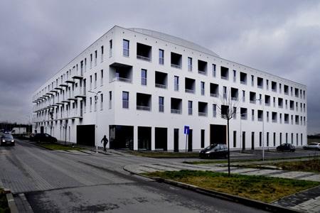 Modelowy dom dla Seniorów na osiedlu WUWA 2. Aż 57 mieszkań bez barier architektonicznych
