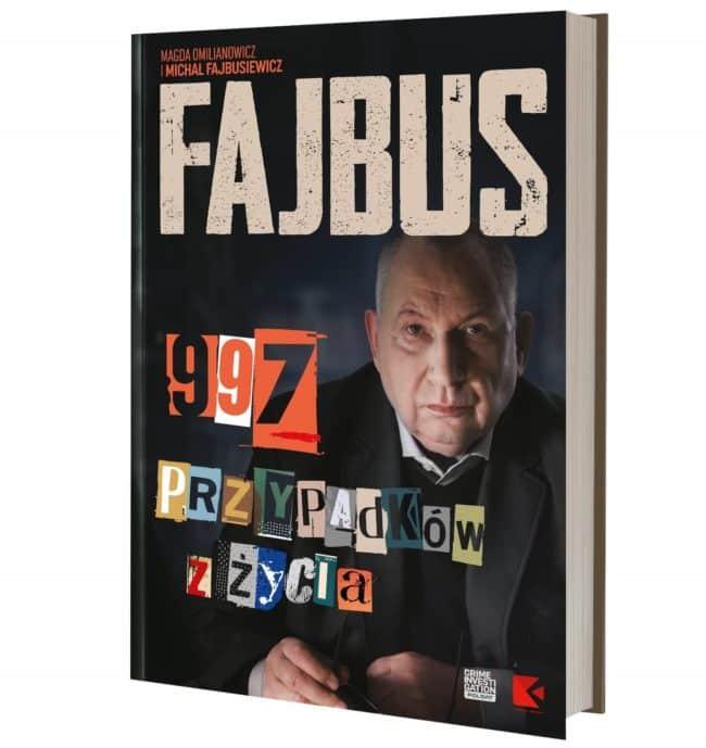 """Fajbus 3D Michał Fajbusiewicz """"FAJBUS. 997 przypadków z życia"""""""