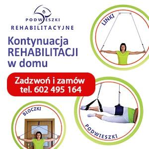 Podwieszki Rehabilitacja