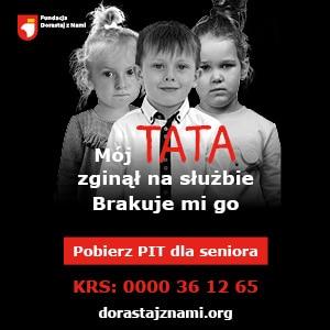 Fundacja Dorastaj z Nami Reklama