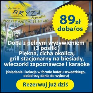 Bryza Pogorzelica reklama
