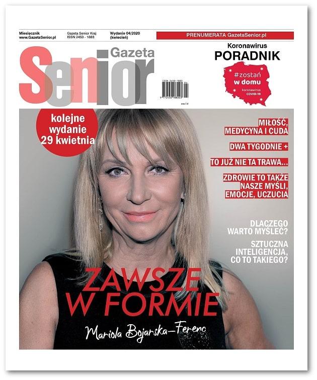 Gazeta Senior wydanie marzec 2020