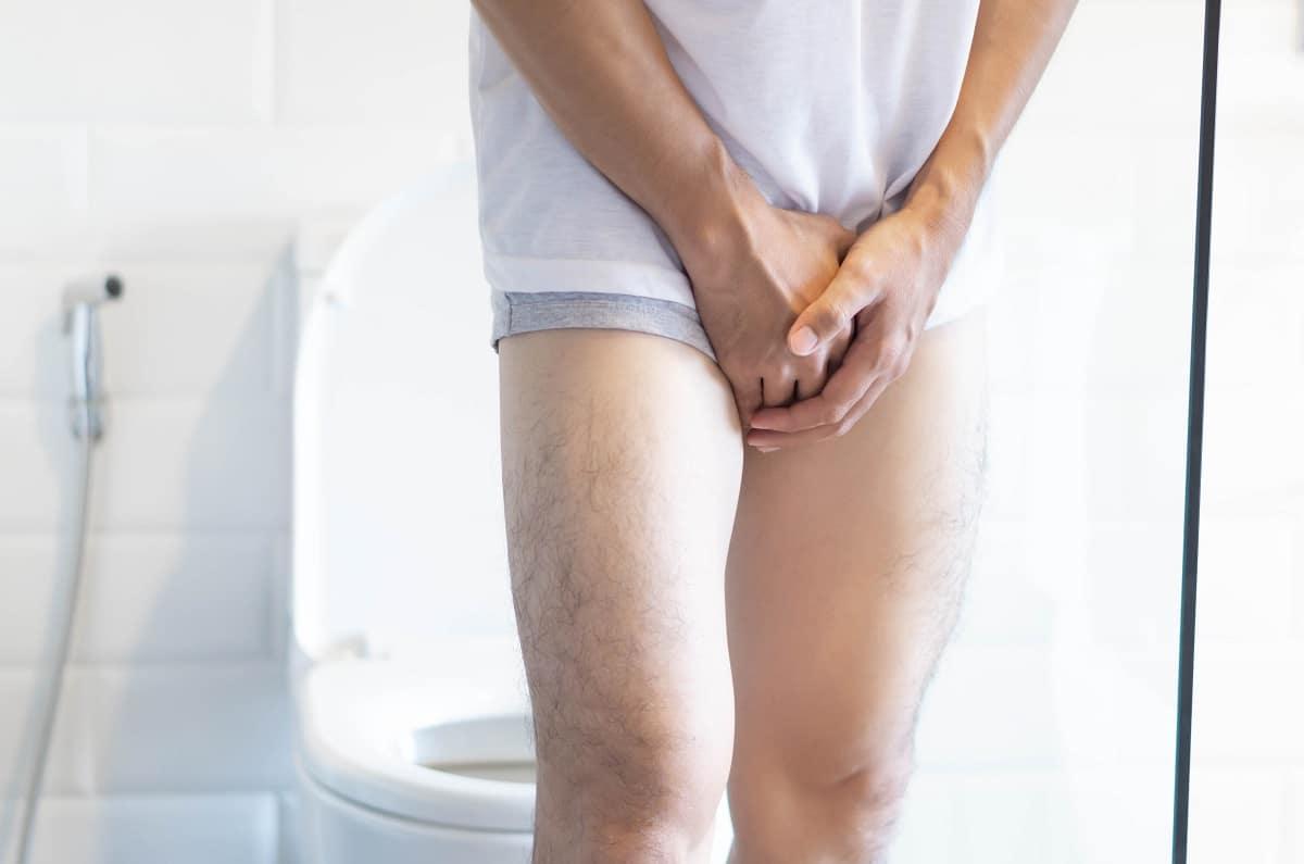 Problemy z oddawaniem moczu u mężczyzn