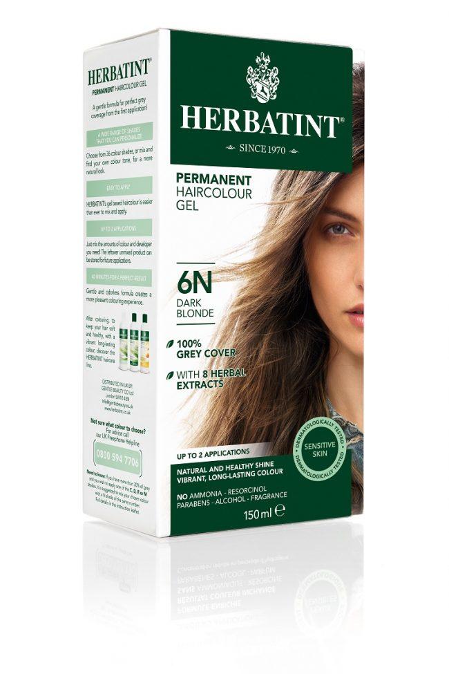 6N farba Herbatint