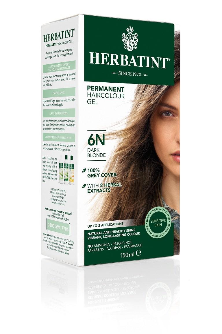 6N farba herbatint jak farbować włosy