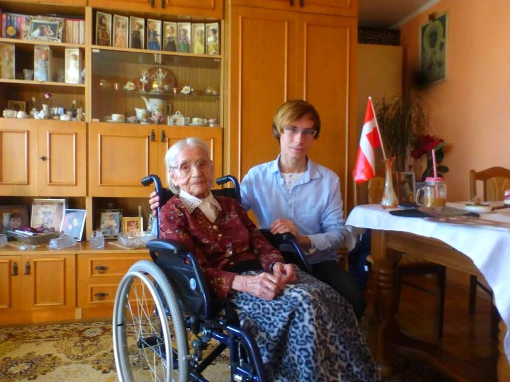 Podwójna patriotka – historia superstulatki Pani Emilii Brączyk