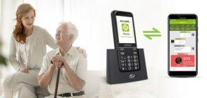 Telefon dla seniora myPhone Halo Q 4famili