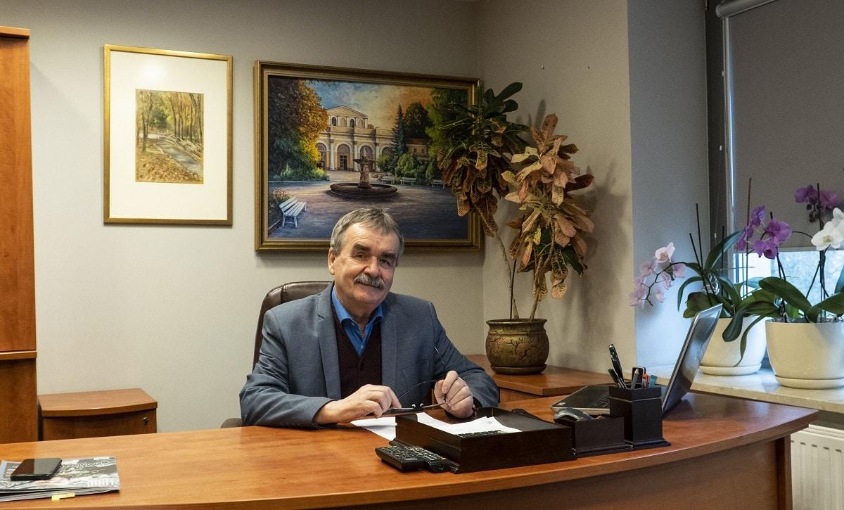 1. Prezes Zarządu Uzdrowiska