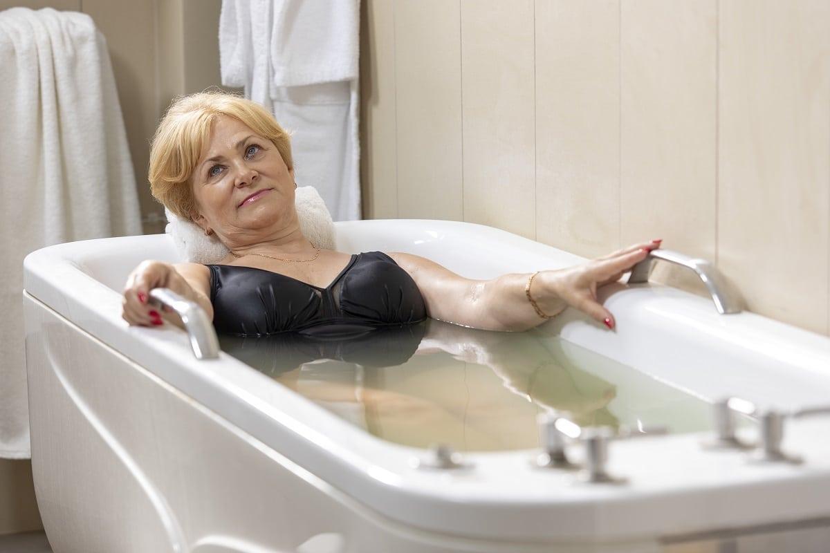 4. Kąpiel siarczkowa