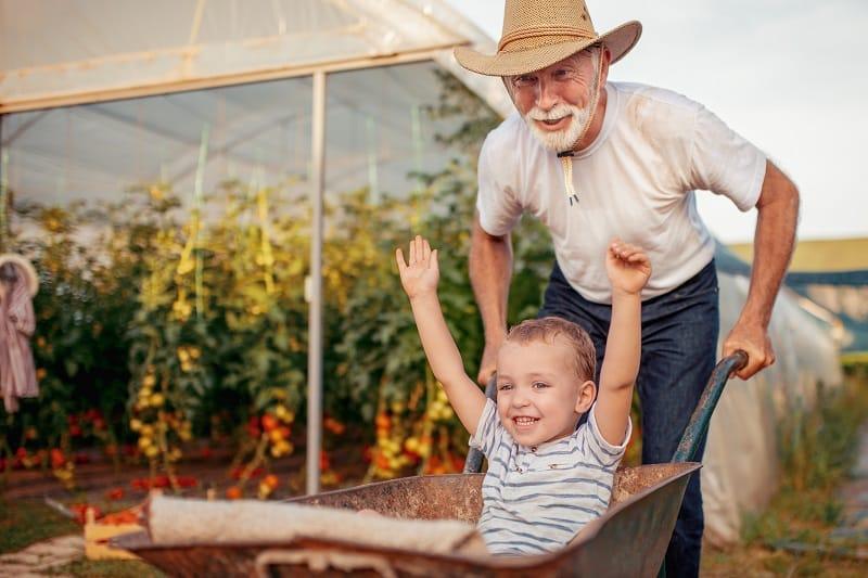 Jak dieta dziadka wpływa na zdrowie wnuka? Czy przejadanie się może być dziedziczne?
