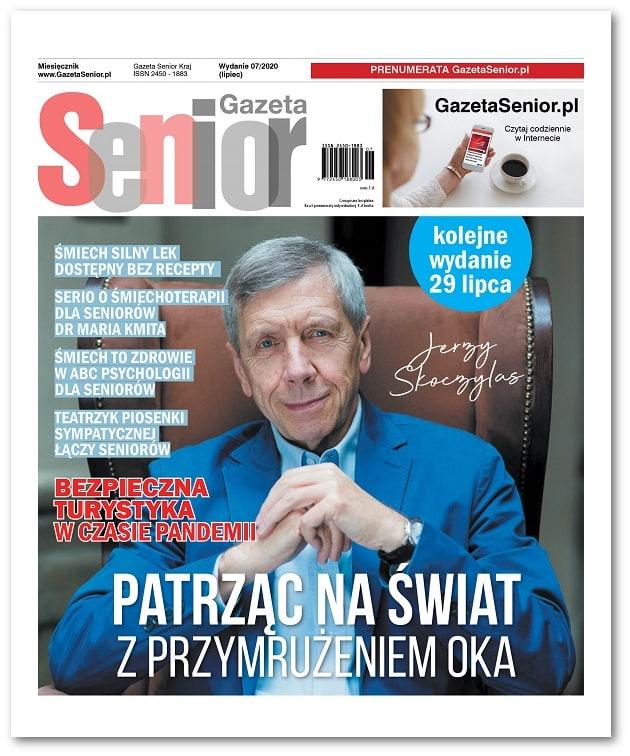 Gazeta Senior wydanie lipiec 2020