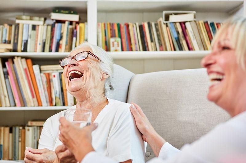 Śmiech – silny lek dostępny bez recepty