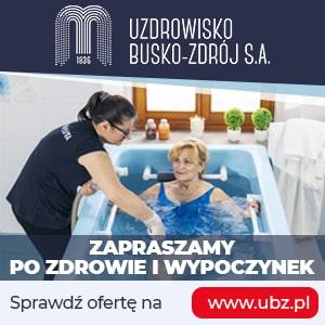 Uzdrowisko Busko-Zdrój Reklama