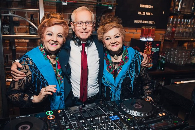 Dancing Międzypokoleniowy_Dj Jerry i Lonia i Bronia