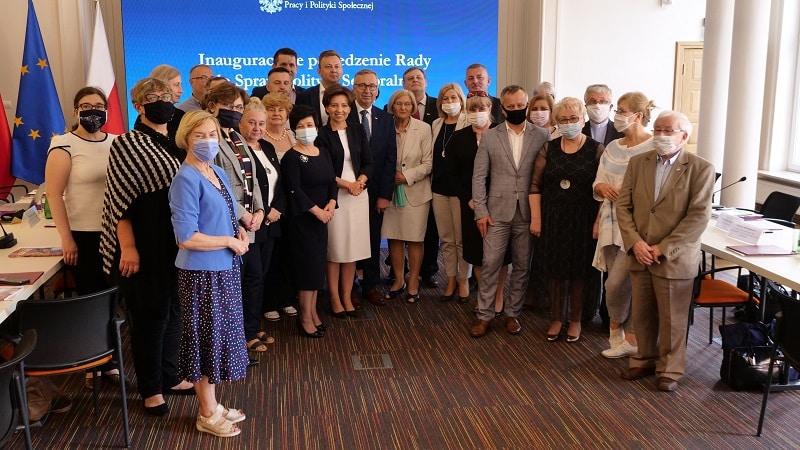Rada ds. Polityki Senioralnej 2020-2024