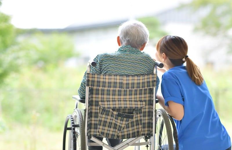 Starość… nigdy nie wiadomo jak się potoczy. Wrażenia Andrzeja Wasilewskiego z wizyty w Domu Pomocy Społecznej