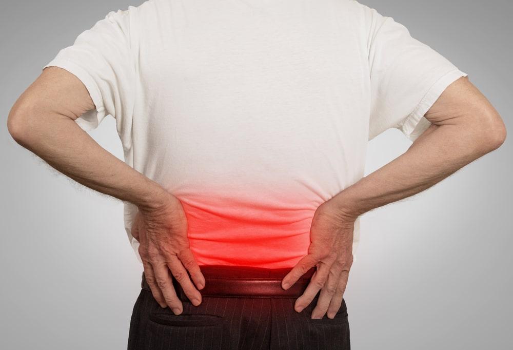 Lumbago ból kręgosłupa