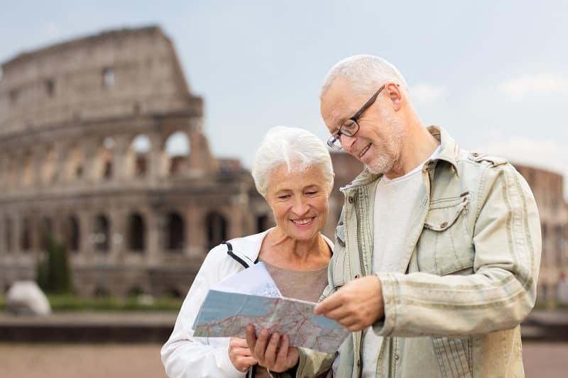 Włochy dla seniora, tylko ze sprawdzonym biurem podróży