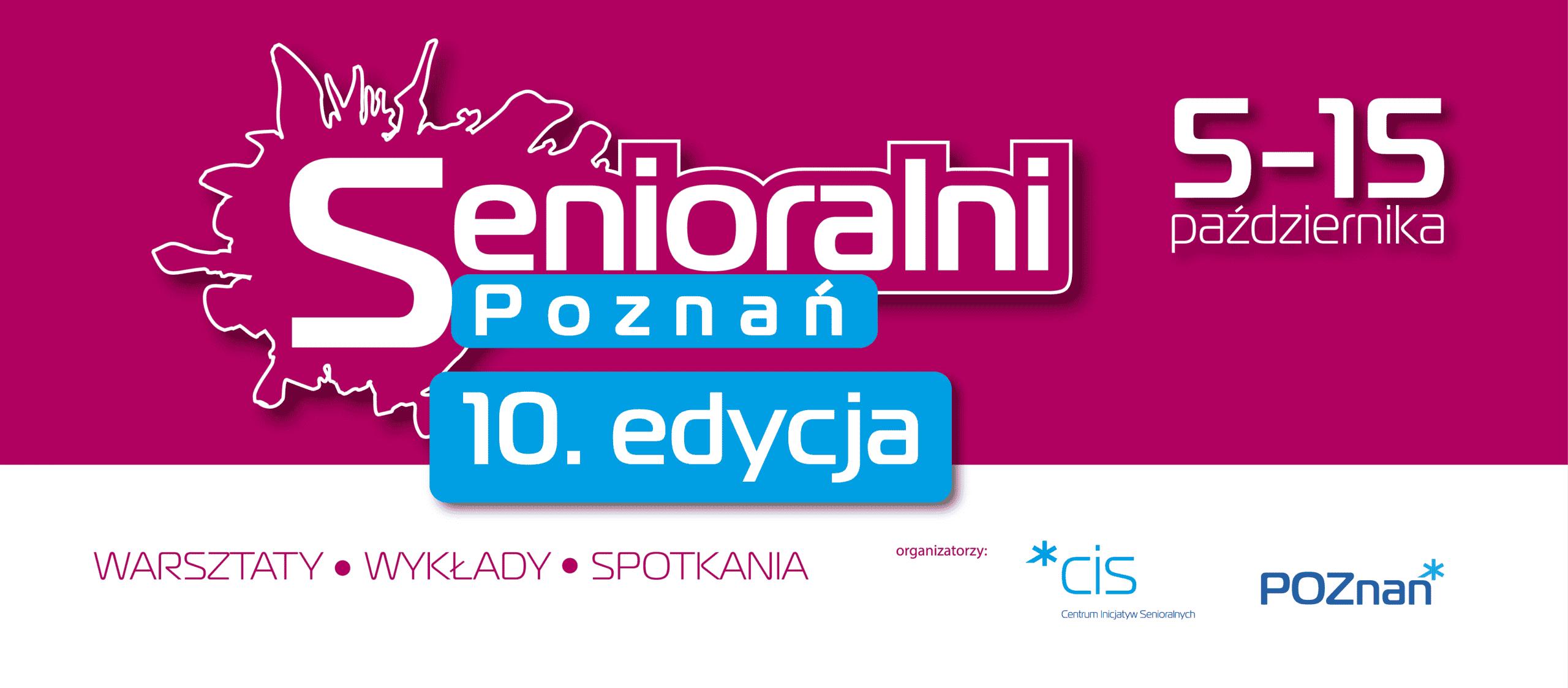 10 edycja Senioralni.Poznań 2020
