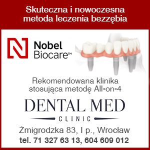 Reklama Dental Med Wrocław