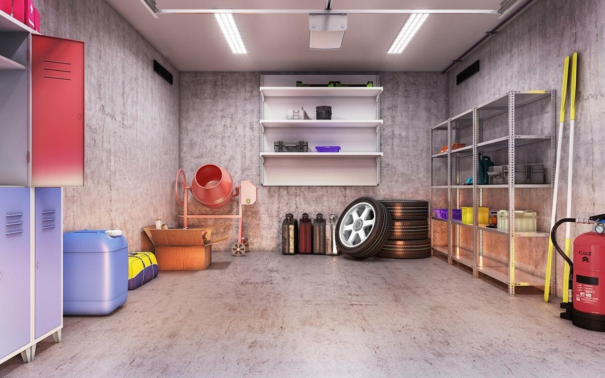 Funkcje garażu