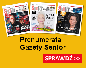 Prenumerata miesięcznika Gazeta Senior