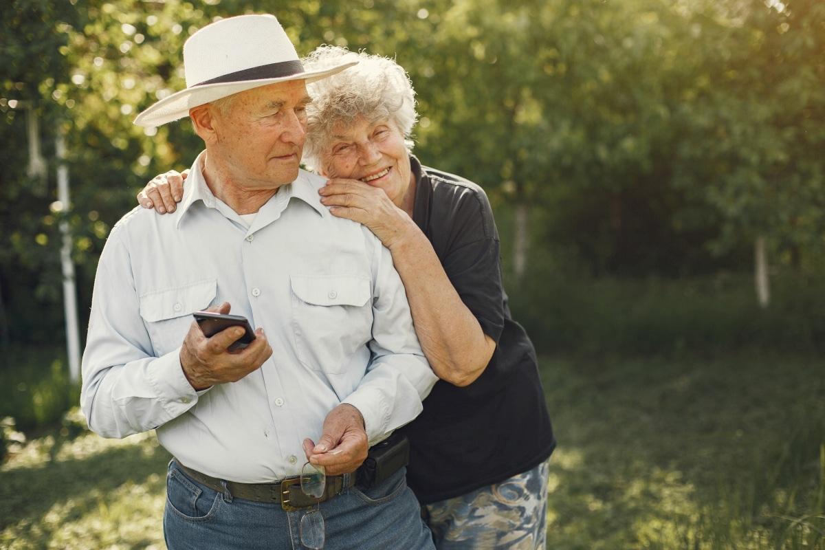 Jaki telefon dla seniora?