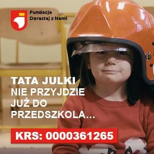 Reklama Fundacja Dorastaj z Nami