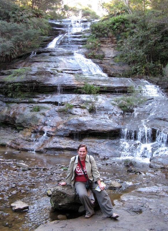 Katoomba Falls – Góry Błękitne