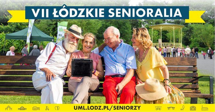 Pierwsze Senioralia w 2021 r!  Start, harmonogram, zaproszenie dla seniorów i twórców z całej Polski!