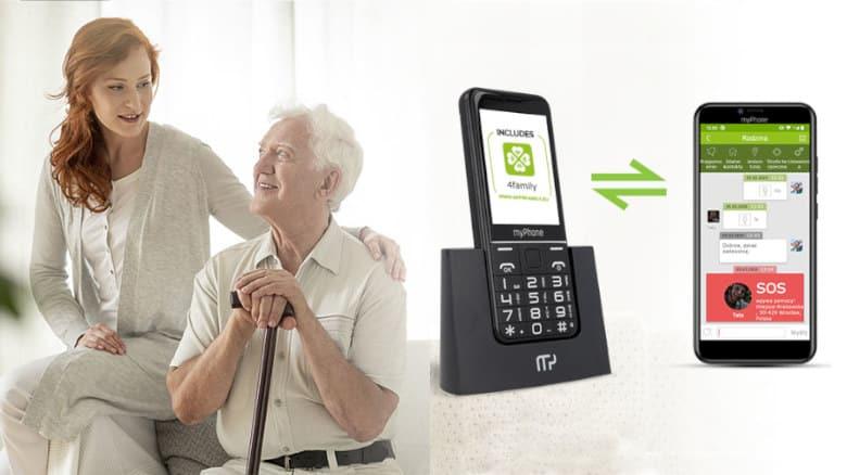 Aplikacja-4family do opieki nad bliskimi