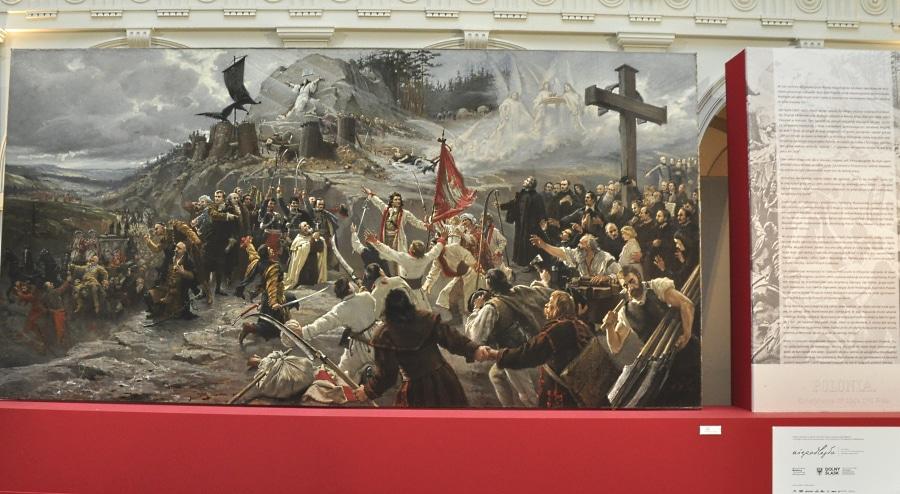 Marsz, marsz Polonia. Wesołego świętowania 3 Maja!