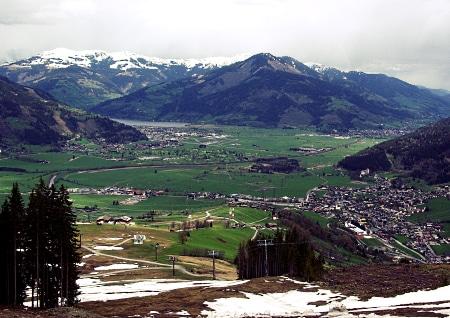 w Alpach
