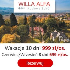Reklama Alfa Tour