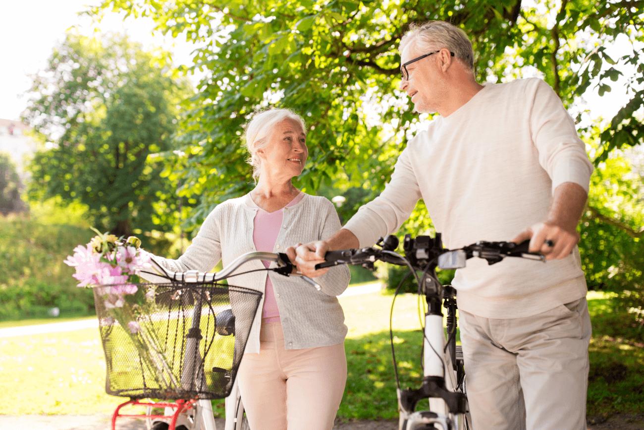 Jaki rower elektryczny wybrać dla seniora?