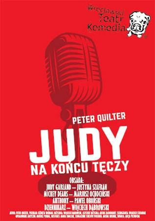 """""""Judy: na końcu tęczy"""" spektakl przedpremierowy w Teatrze Komedia"""